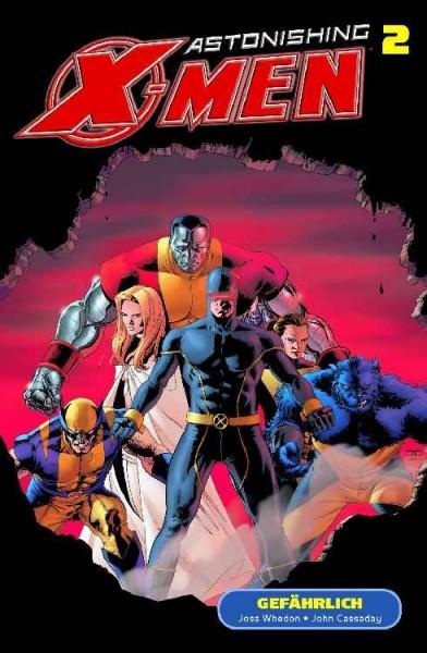 Astonishing X-Men 2: Gefährlich