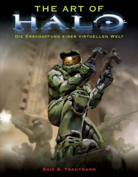 The Art of Halo: Die Erschaffung einer virtuellen Welt