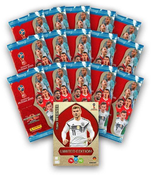2018 FIFA World Cup Russia Adrenalyn XL - Starter Bundle 1