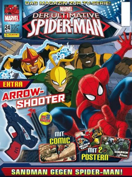 Der ultimative Spider-Man - Magazin 24