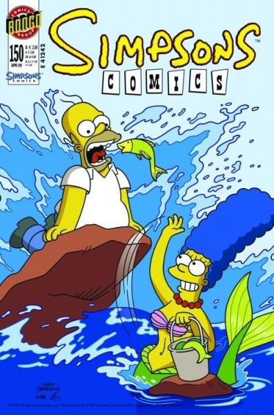 Simpsons Comics 150