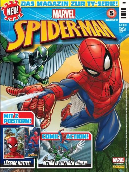 Spider-Man Magazin 5