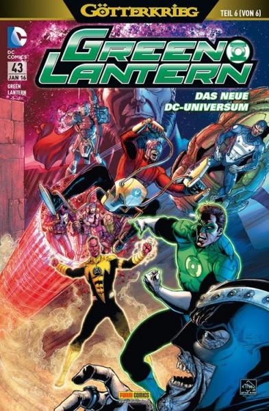 Green Lantern 43