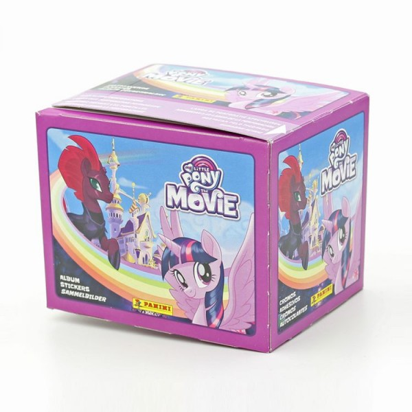 My Little Pony Stickerkollektion - Box mit 36 Tüten