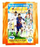 Panini La Liga 2020/21 Stickerkollektion - Tüte