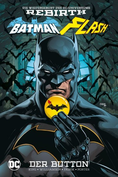 Batman/Flash: Der Button 1