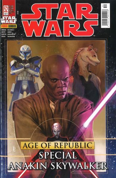 Star Wars 52 - Age of Republic - Anakin Skywalker Special - Kiosk Ausgabe