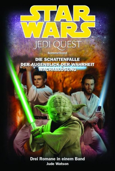Star Wars: Jedi Quest Sammelband 3