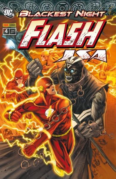 Blackest Night Sonderband 4: Flash/JSA