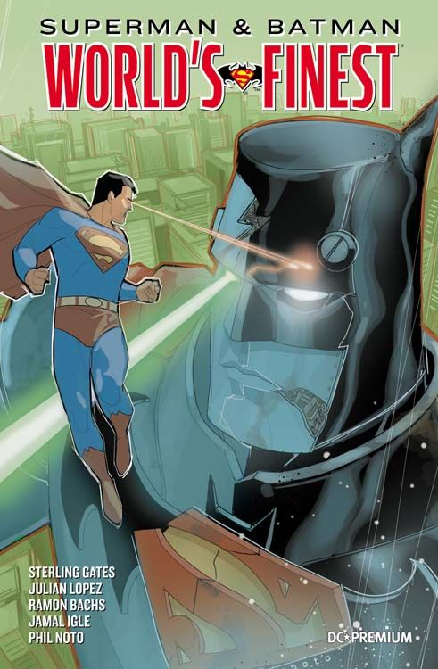 DC Premium 68: Superman & Batman -...