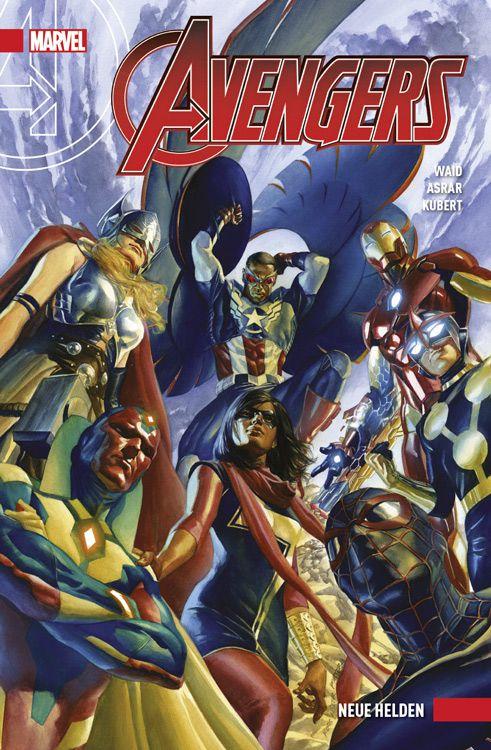 Avengers 1: Neue Helden