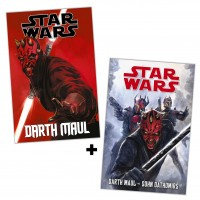 Star Wars Comics: Darth Maul Bundle
