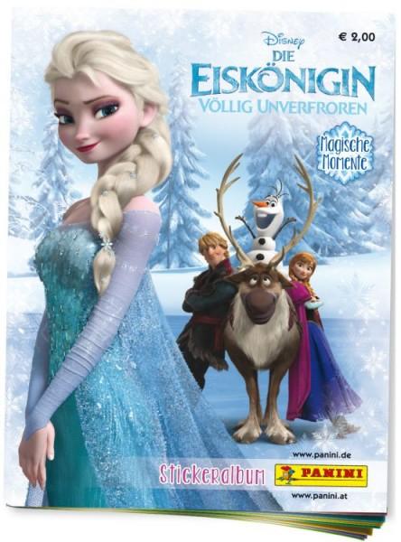 Disney: Die Eiskönigin - Völlig unverfroren - Stickerkollektion - Album (2014)