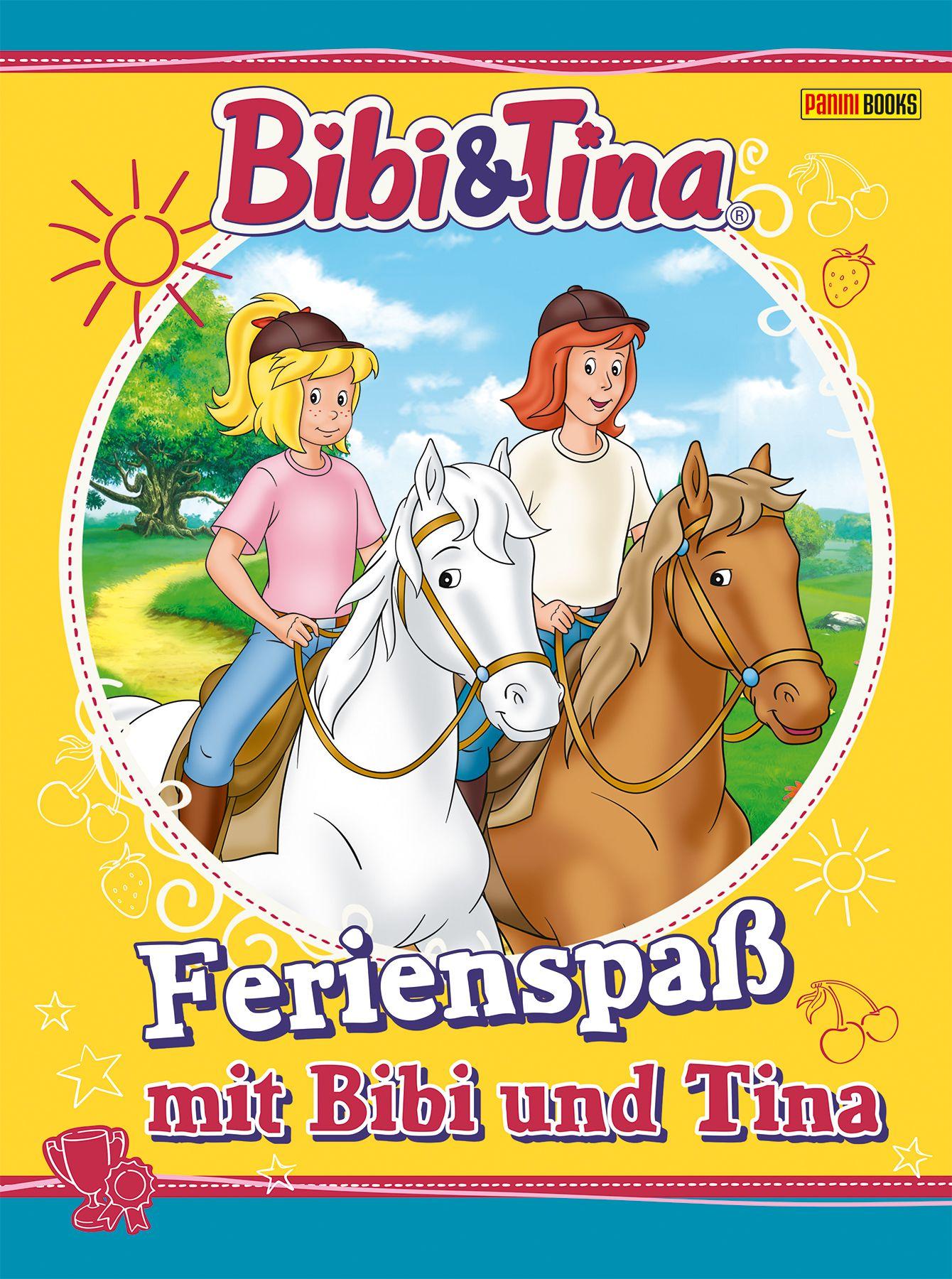 Bibi Tina Ferienspaß Mit Bibi Und Tina