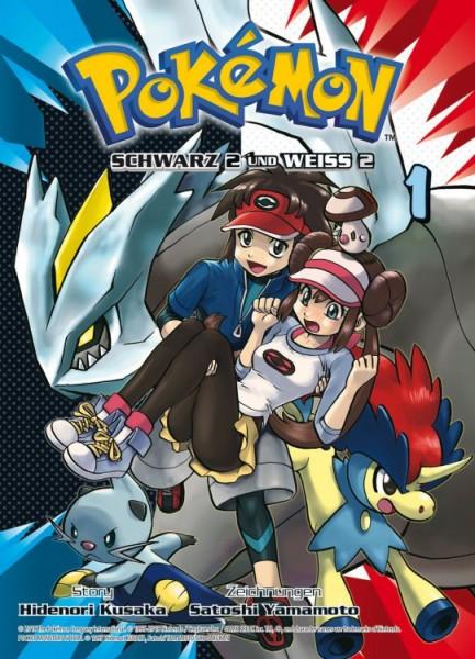 Pokémon: Schwarz 2 und Weiss 2: 1