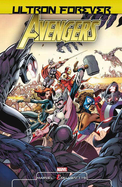 Marvel Exklusiv 118: Avengers -...