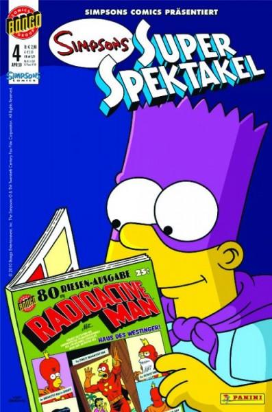 Simpsons: Super Spektakel 4