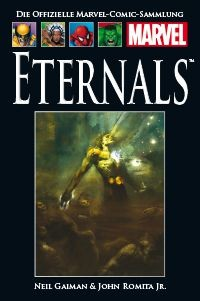 Hachette Marvel Collection 47: Eternals