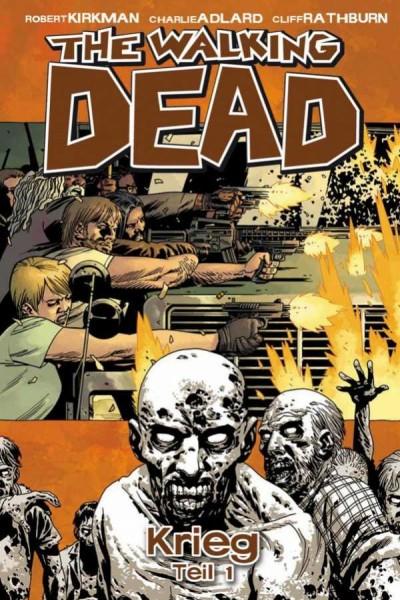 The Walking Dead 20: Krieg - Teil 1 Cover