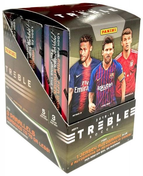 Treble Soccer Hobby Box