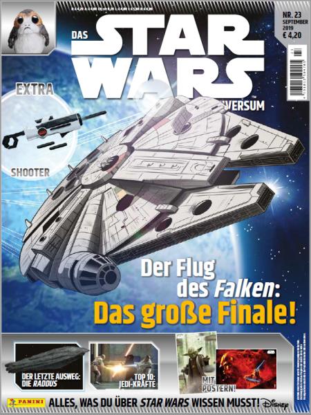 Star Wars Universum 23