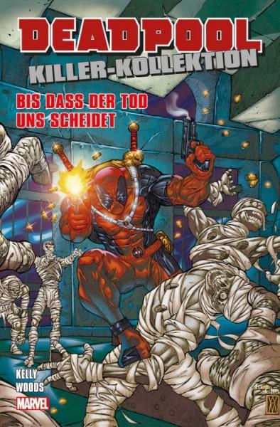 Deadpool Killer-Kollektion 8: Bis dass der Tod uns scheidet Cover