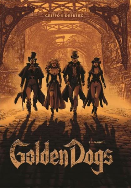Golden Dogs - Die Meisterdiebe von London 1 - Fanny