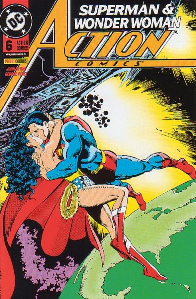 Action Comics 6: Superman & Wonder Woman