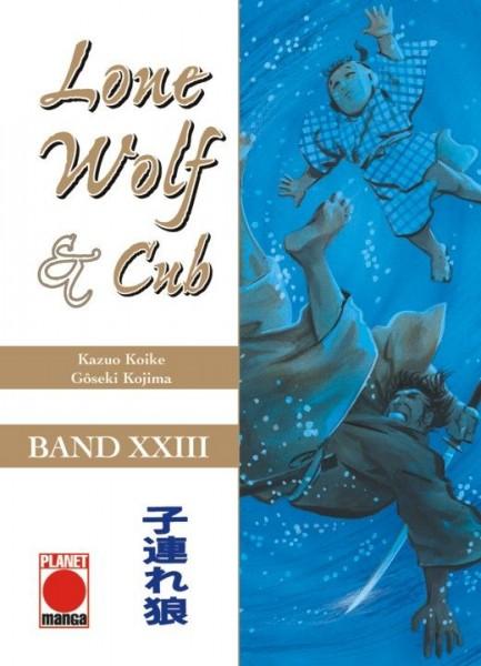 Lone Wolf & Cub 23