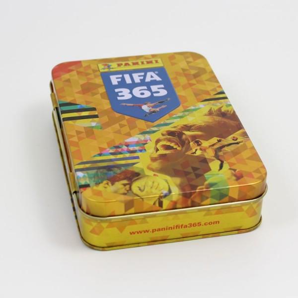 Panini FIFA 365 2018 Stickerkollektion - Collectors Tin