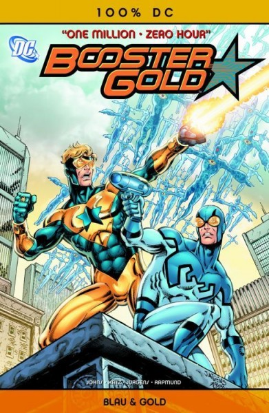 100% DC 19: Booster Gold 2