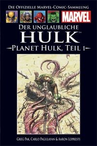 Hachette Marvel Collection 23: Hulk - Planet Hulk 1
