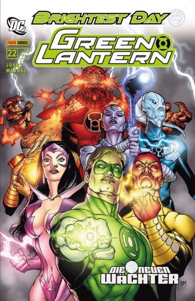 Green Lantern Sonderband 22: Die neuen Wächter 1