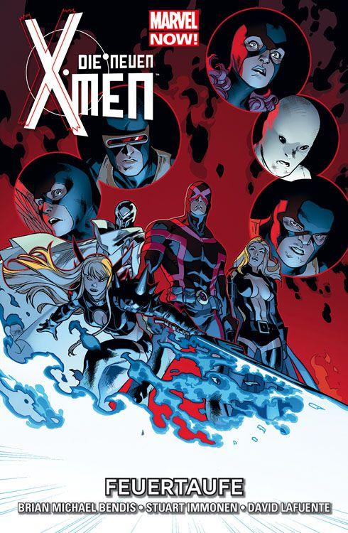 Marvel Now! - Die neuen X-Men 3