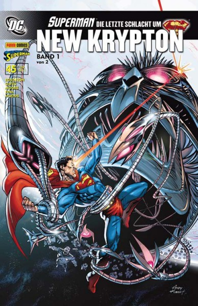 Superman Sonderband 45: New Krypton - Die letzte Schlacht 1