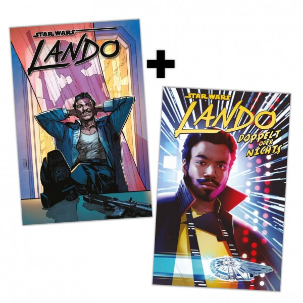 Star Wars Comics: Lando Bundle