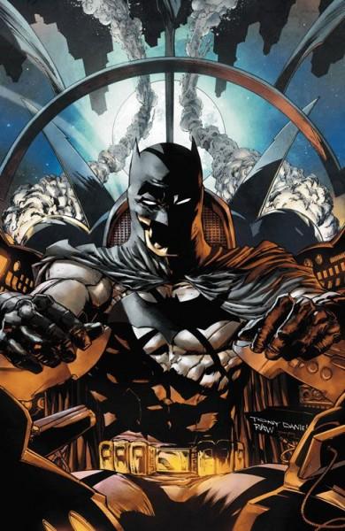 Batman 1 (2012) Variant