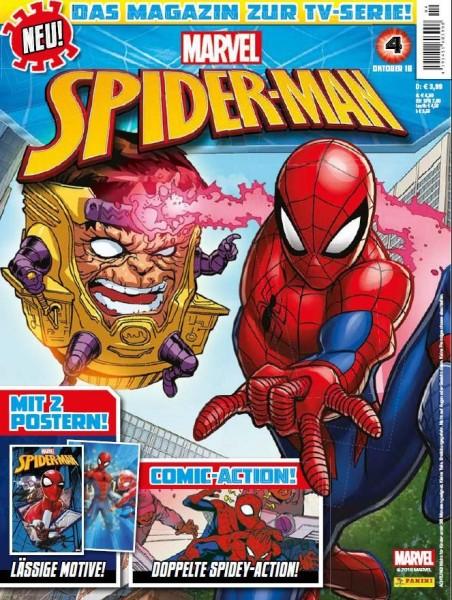 Spider-Man Magazin 4