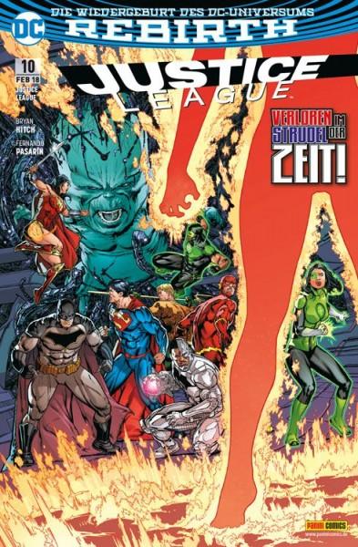 Justice League 10 (2017)