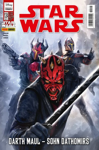 Star Wars 124: Darth Maul - Sohn Dathomirs