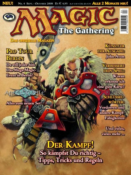 Magic: The Gathering - Magazin 4
