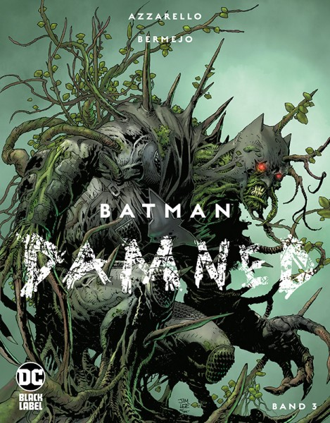 Batman Damned 3 Variant Cover