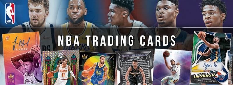 NBA Trading Cards - Allgemeiner Banner