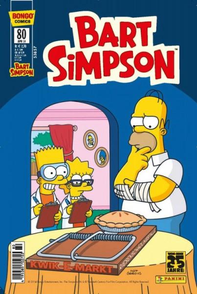 Bart Simpson Comics 80