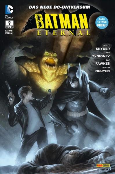 Batman Eternal 9