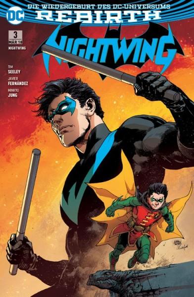 Nightwing 3: Nightwing muss Sterben