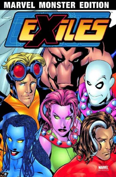 Marvel Monster Edition 14: Exiles 1