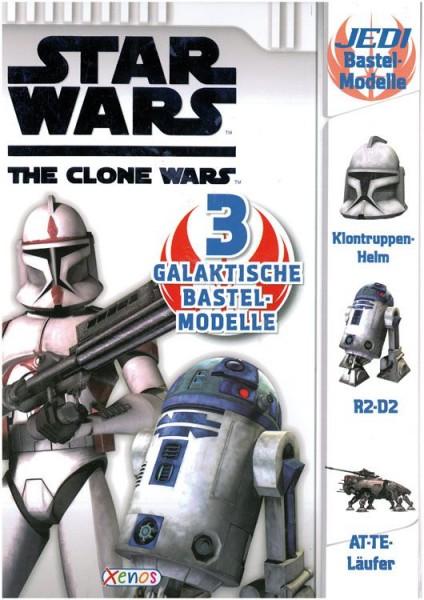 Star Wars: The Clone Wars - Galaktische Bastel-Modelle