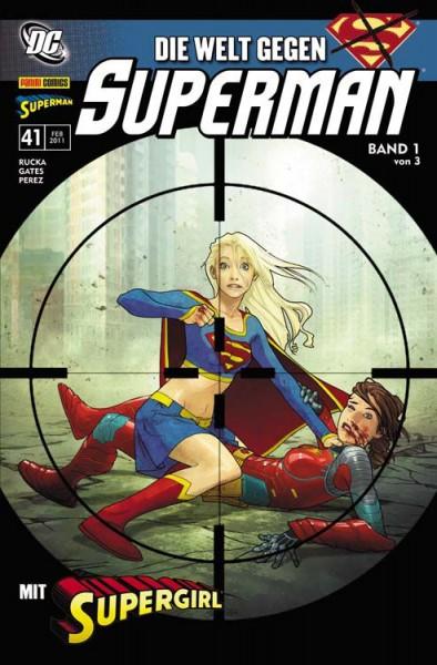 Superman Sonderband 41: Die Welt gegen Superman 1