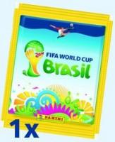 FIFA World Cup Brasilien 2014 - 1 Tüte